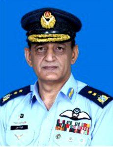AVM Zaffar Aslam SI (M)